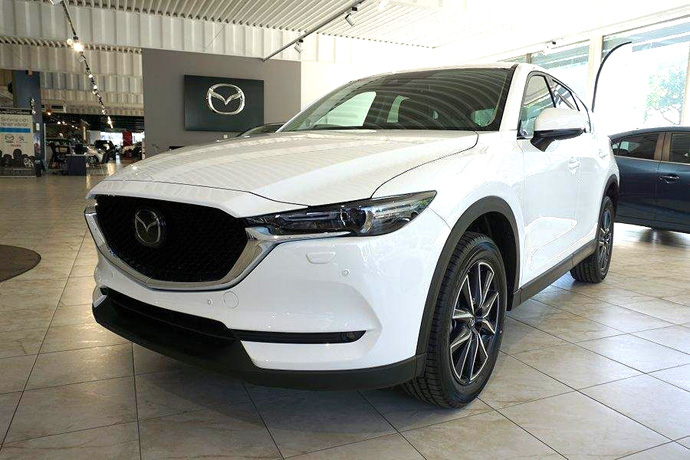 Mazda CX-5 - privatleasing