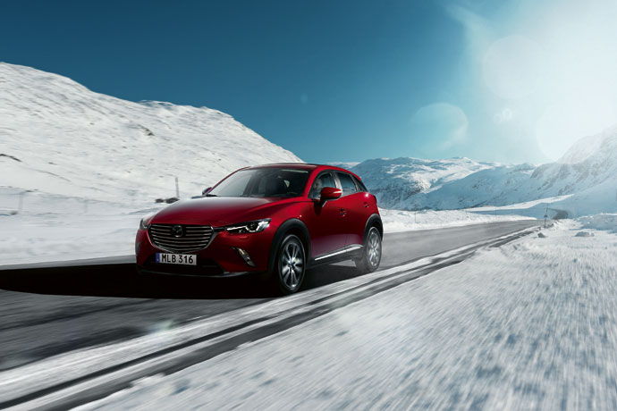 Mazda cx-3 privatleasing