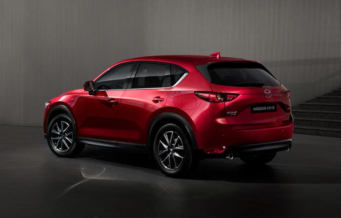 Nya Mazda CX-5
