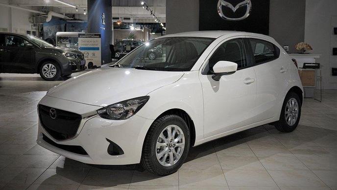 Mazda2 - privatleasing