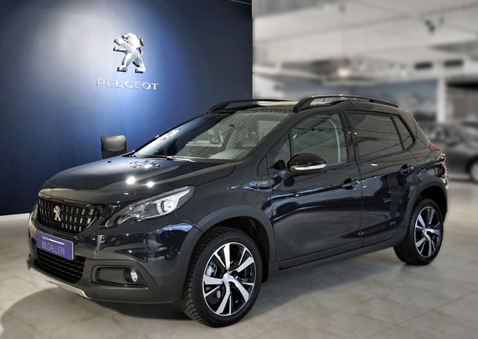Peugeot 2008 privatleasing