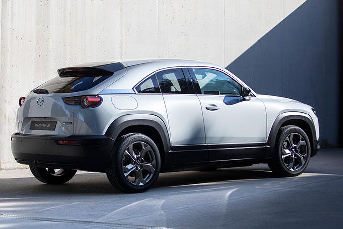 Mazda MX-30 elbil